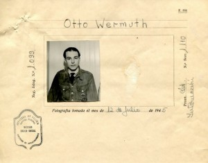 otto-wermuthi kinnipidamine  argentiinas