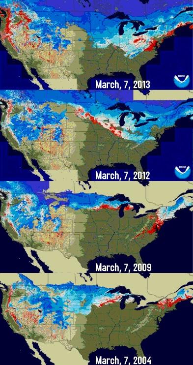 pilt 2 Kliimamuutuste uurija: tulekul on uus jääaeg