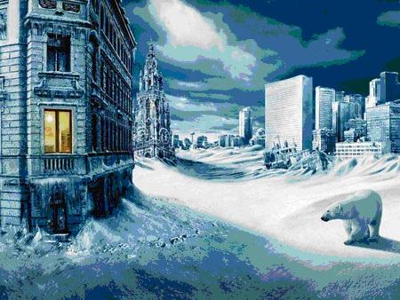 pilt 3 Kliimamuutuste uurija: tulekul on uus jääaeg