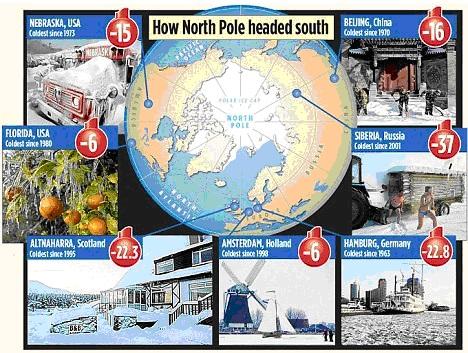 pilt 5 Kliimamuutuste uurija: tulekul on uus jääaeg