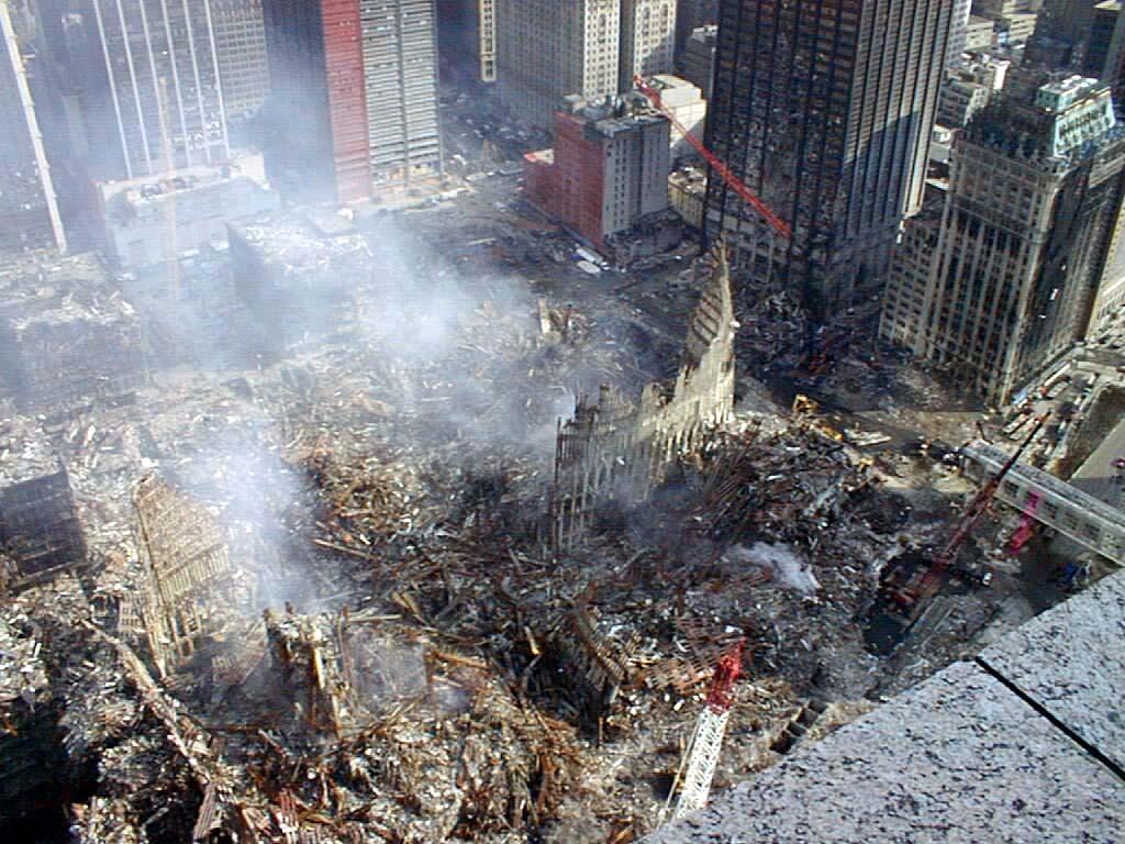 WTCgroundzero Mehaanikateadlane Judy Wood: Kuhu kadusid tornid? II osa