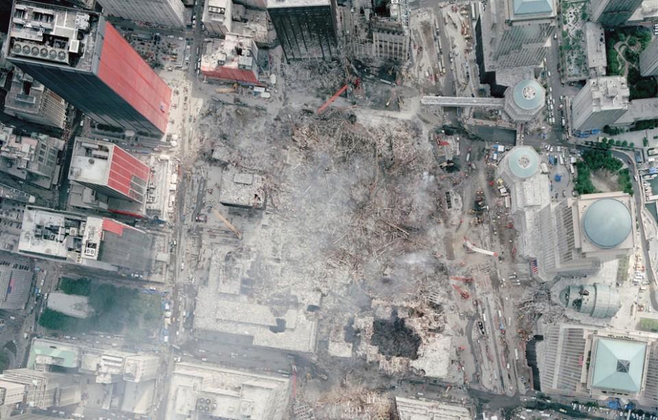 kus on 110 korrust Mehaanikateadlane Judy Wood: Kuhu kadusid tornid? I osa