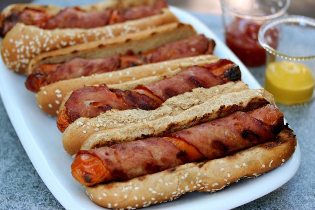 peekon ja hot dog Laur 1