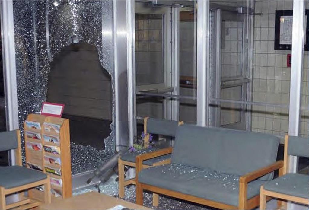 purustatud aken