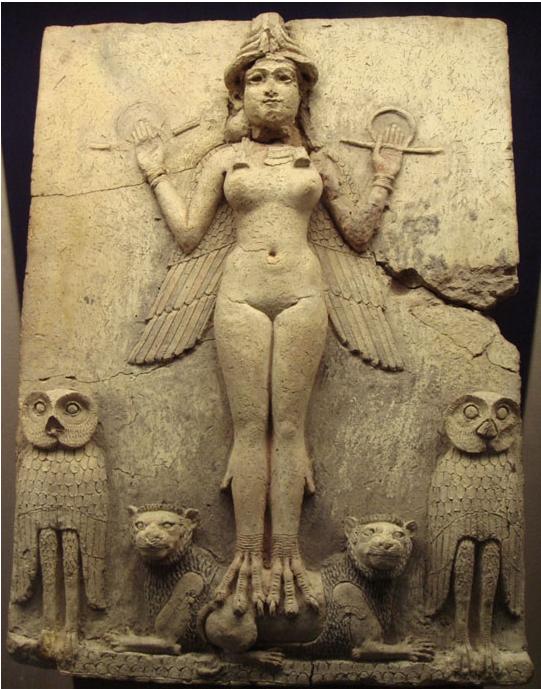 4 - Sumeri Inanna