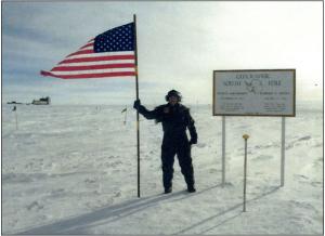 BRIAN Antarktikal
