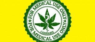 Medical marijuana stamp