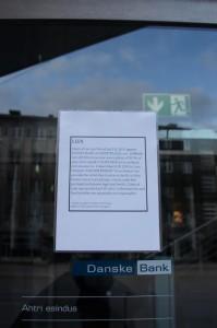 danske ukse peal
