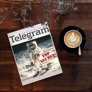 Telegrami ajakiri 1