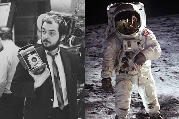 Stanley Kubrick, Buzz Aldrin