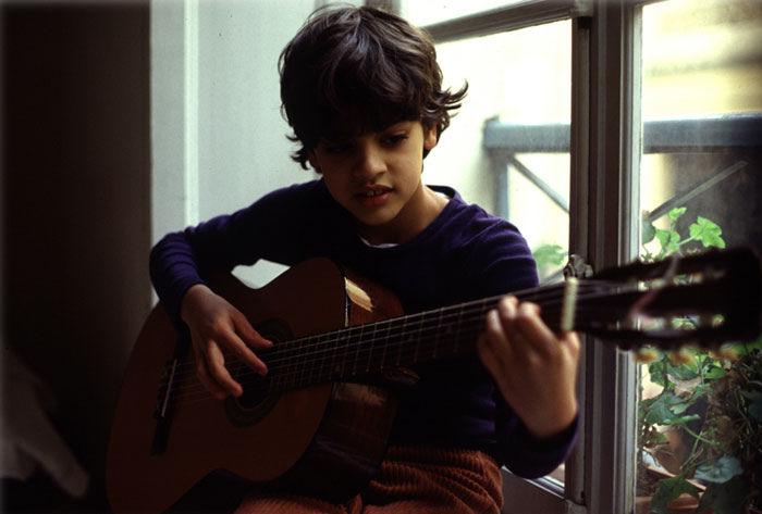 andre kitarriga