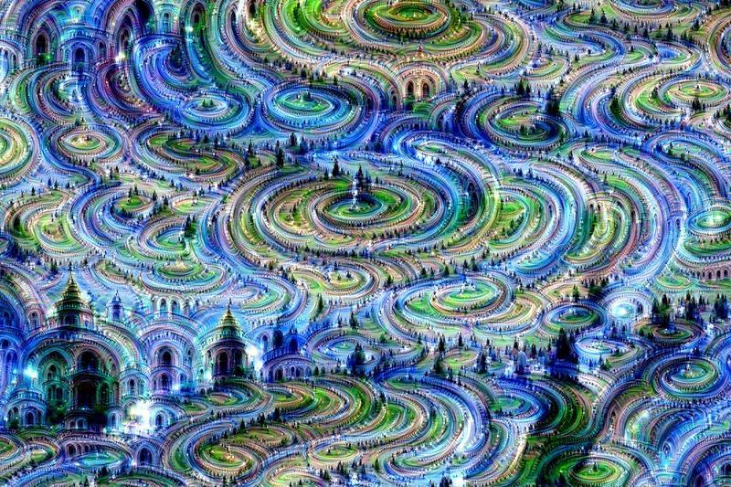 Siiruviiruline ANN-i genereeritud maastik