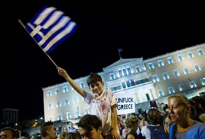 Greece referendum
