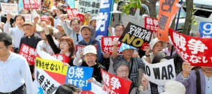 protests-against-constitutional-revision-japan-01