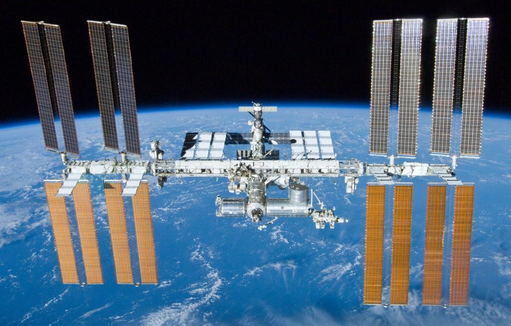 Rahvusvaheline kosmosejaam (ISS)