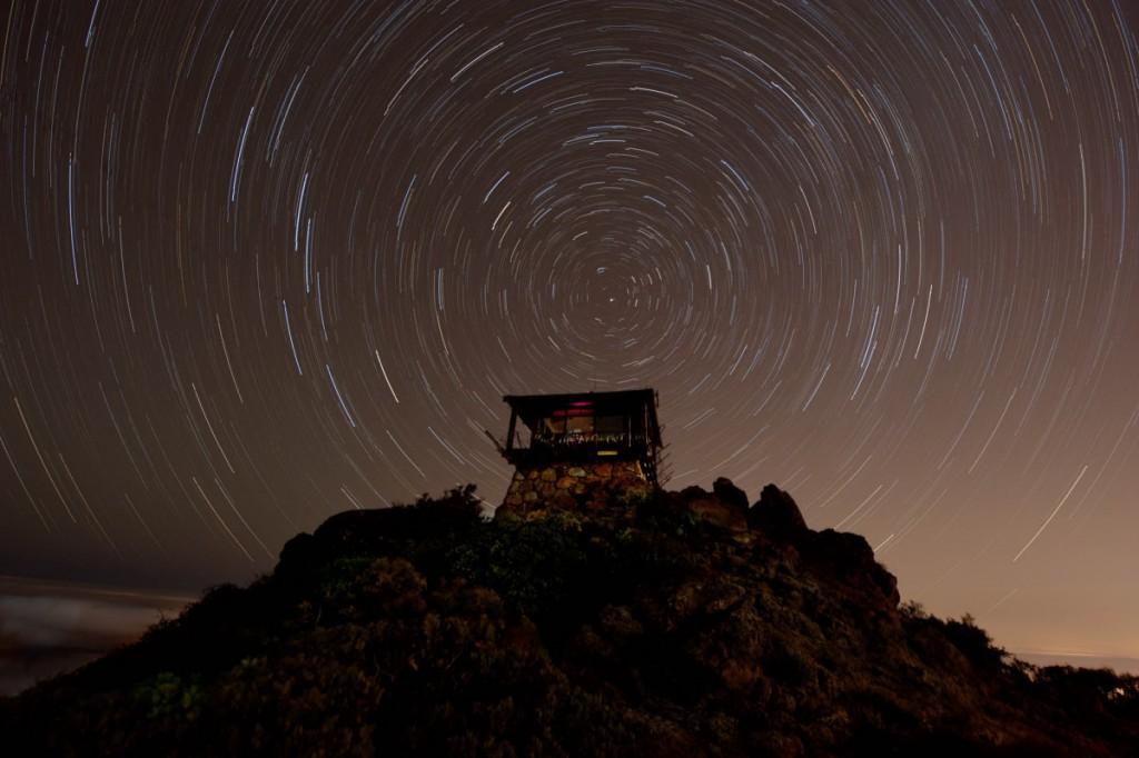 Kõik tähed pöörlevad ümber Põhjanaela