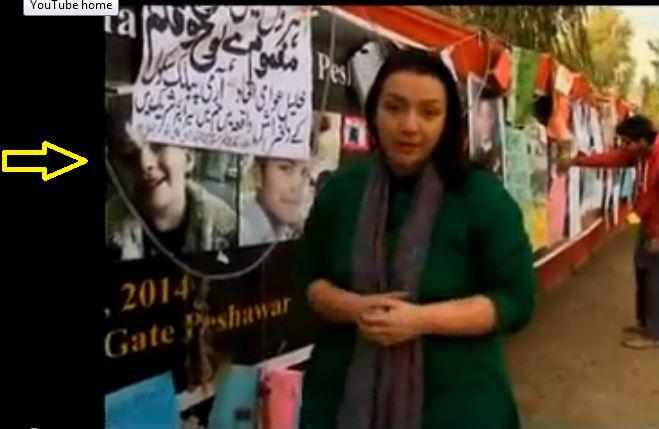 BBC reportaaž Pakistanis toimunud terroriaktis, taustal sama foto Noah Poznerist