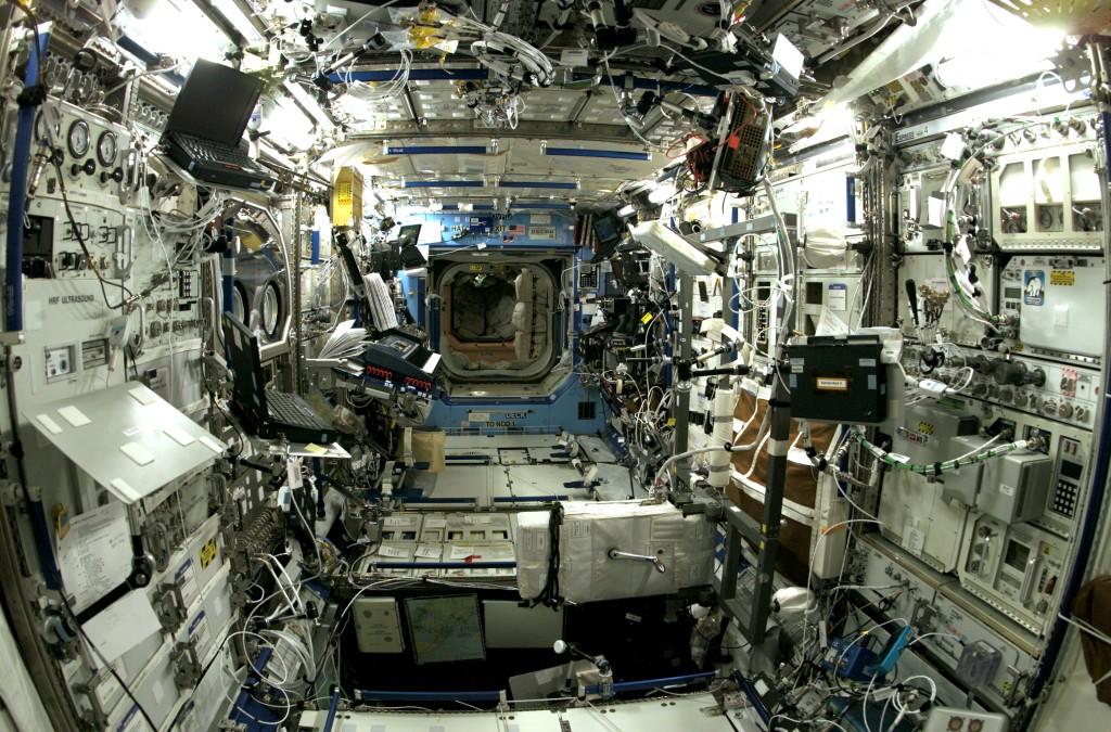 ISS-inside