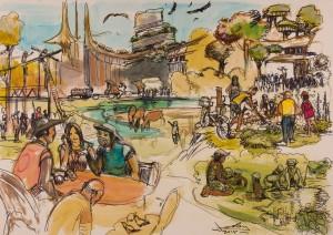 Future-city-community