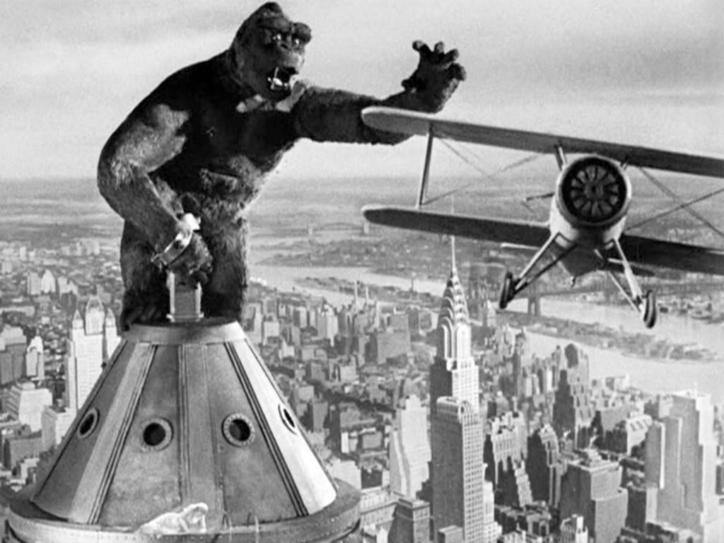 """King Kong"", 1933"