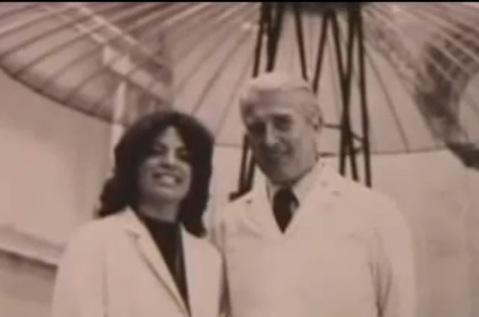 Dr Carol Rosin & dr Wernher von Braun