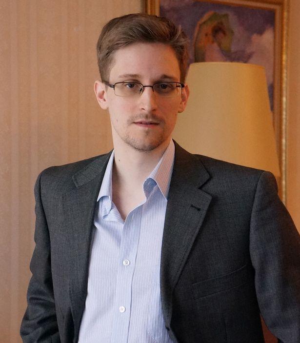 pilt - Edward Snowden