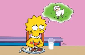 lisa_the_vegetarian