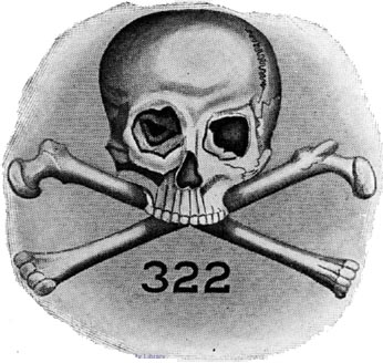 Skull & Bonesi embleem
