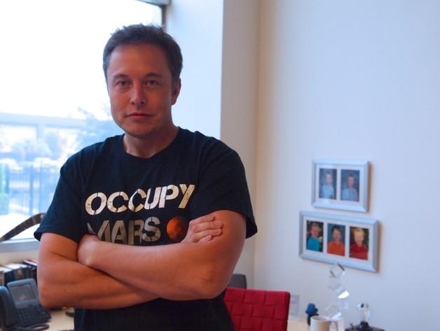 9 Elon Musk soovib rajada Marsile inimkoloonia