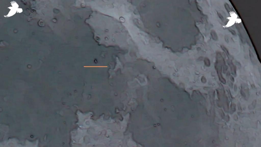 """Kuulaine ehk lunar wave Kui laine läheb üle Kuu, siis kraatrid muudavad veidi oma asukohta. Vaata Youtube'ist """"lunar wave""""!"""