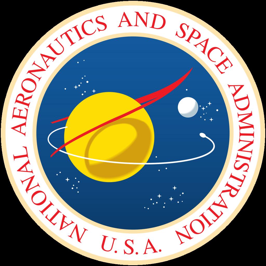 Kodeeritud sõnum NASA logos?