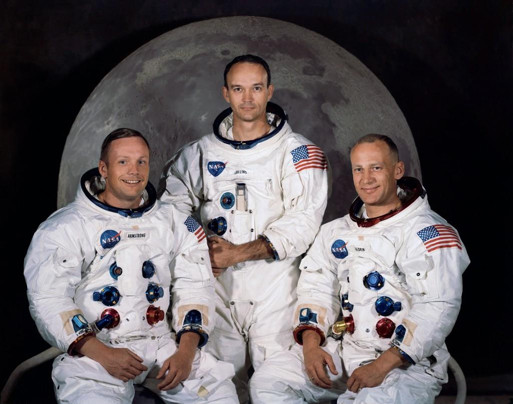 Astronaudid enne Kuu peale minekut