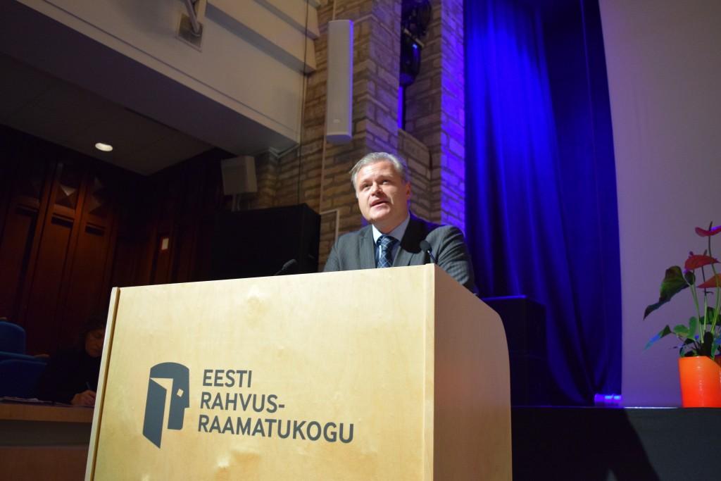 inimõiguste jurist Marius Reikerås