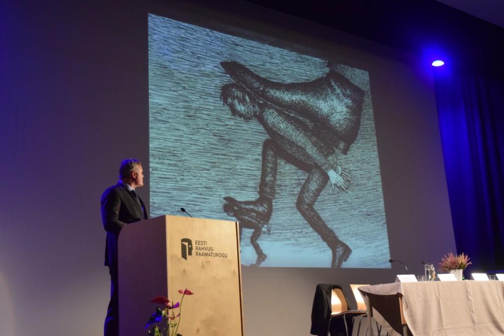 Psühholoog Rune Fardal, inimõiguste jurist Marius Reikerås, MTÜ Eesti Vanemad juht Anastassia Raja