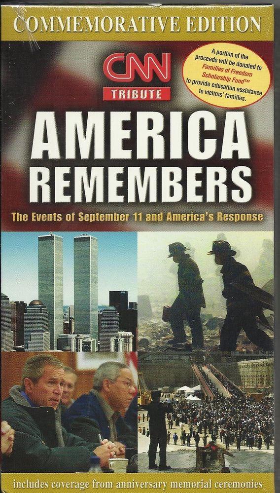"DVD ""America Remembers"""