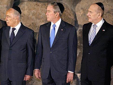 15 Bush Iisrael