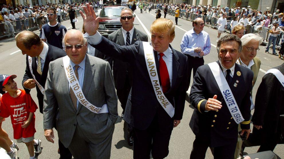 17 Trump Israel