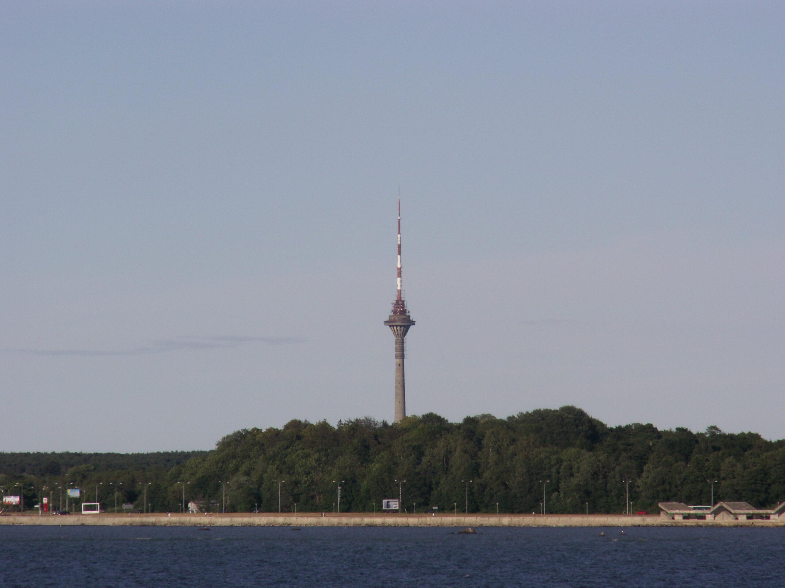 Lame Maa tõestatud? Tallinna teletorn paistab Helsingist täies pikkuses | Telegram