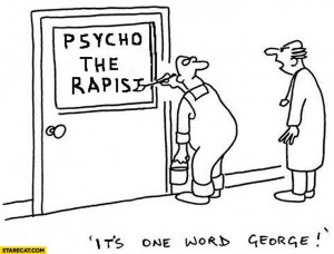 psycho-the-rapist-its-one-word-george-psychotherapist