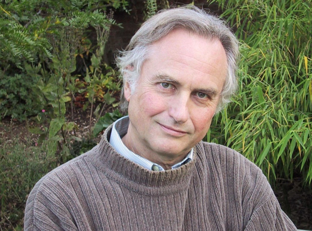 "Richard Dawkins, author of ""The God Delusion?, poses in this undated portrait. Source: Houghton Mifflin Company via Bloomberg News."