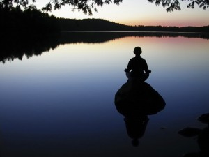 meditation_onlake
