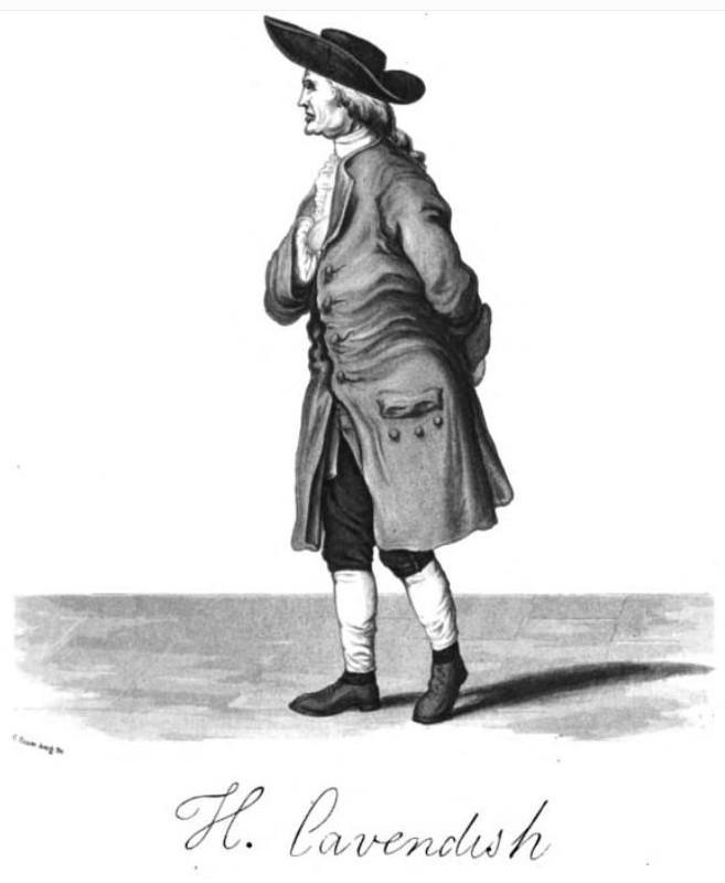 1 Henry Cavendish