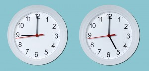 Nine To Five Wall Clocks