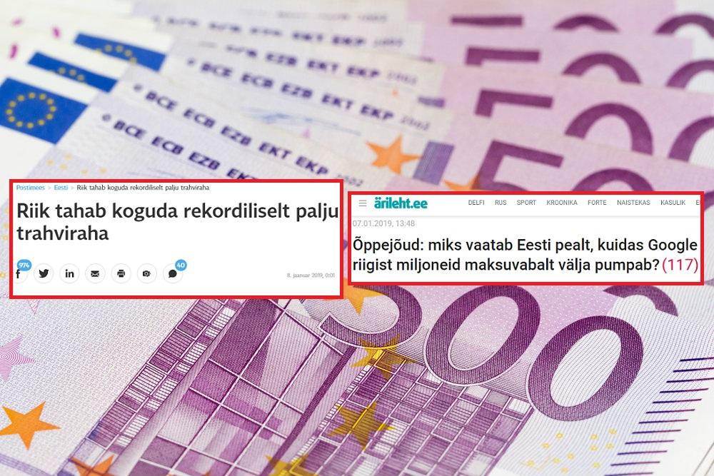 """f8478c16574 """"Tänavuse riigieelarve järgi plaanib siseministeerium koguda ligi 17  miljoni euro eest trahviraha. Mitte kunagi varem pole eeldatava trahviraha  hulk ..."""