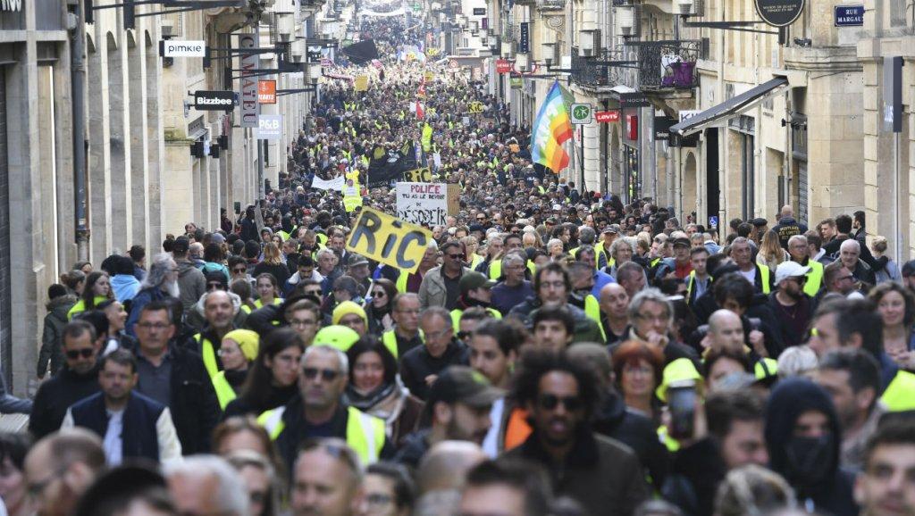 16. märtsi ultimaatum! Kas Prantsusmaal läheb kodusõjaks?