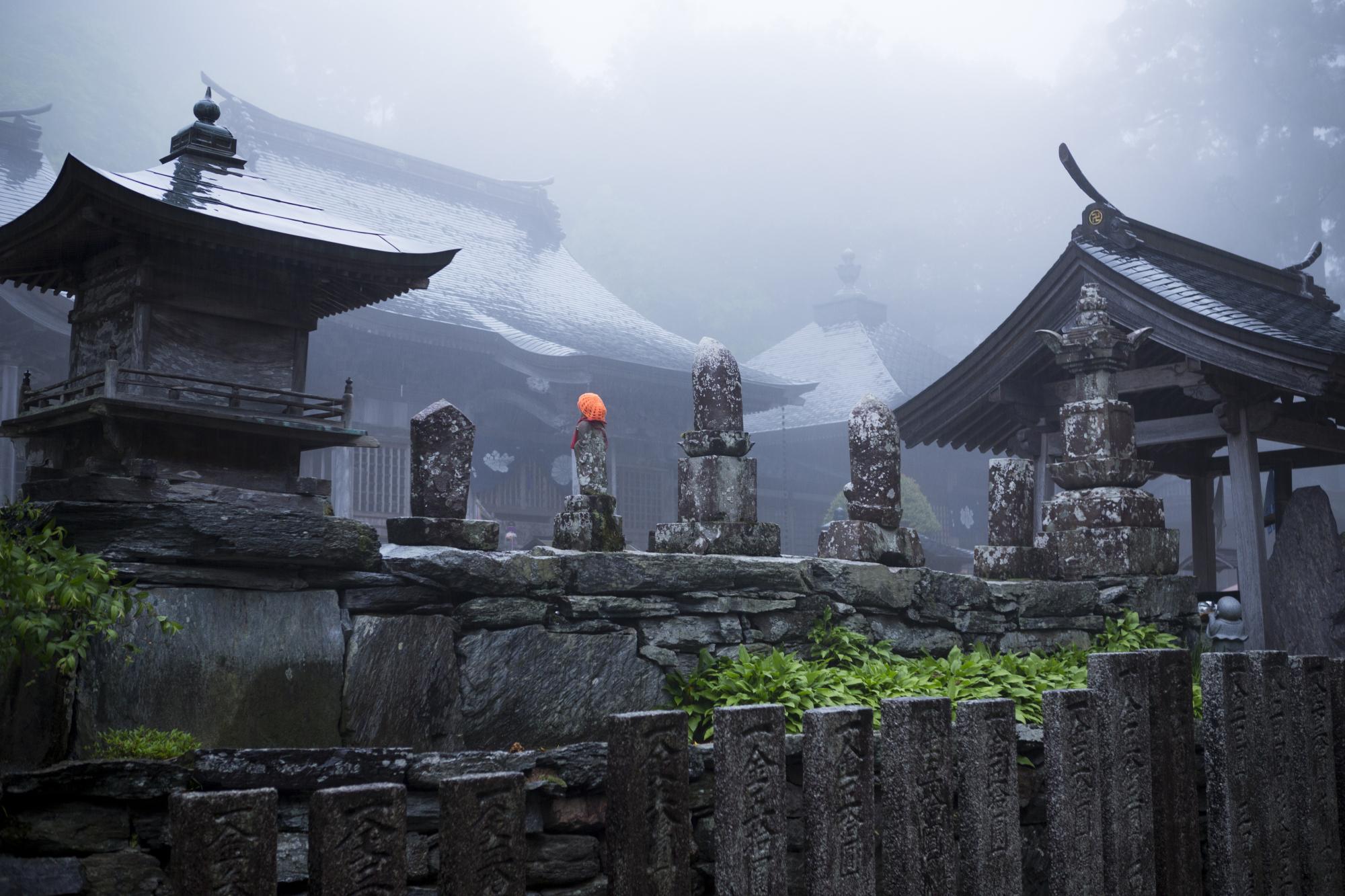 Eesti naise palverännak Jaapani 88 templisse: Ma surin selleks, et uuesti sündida