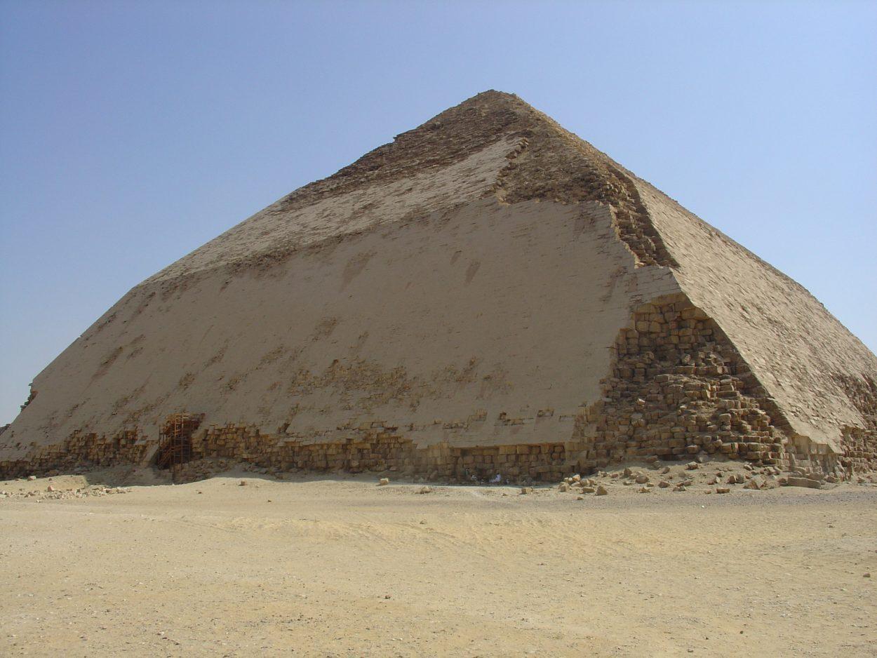 Ajaloo pettus lahti seletatud (2. osa) – Sneferu kühmpüramiid on võltsing?