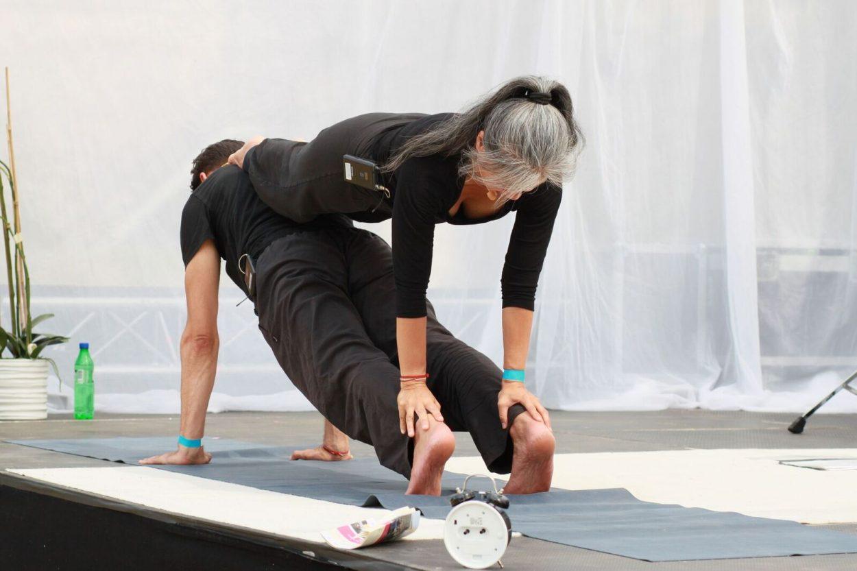 Joogafestivalil kohtuvad tervis, tarkus ja teadlikkus