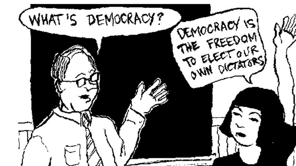 Ajatu: Mõttekoht – kas demokraatia on ikka parim riigikord?