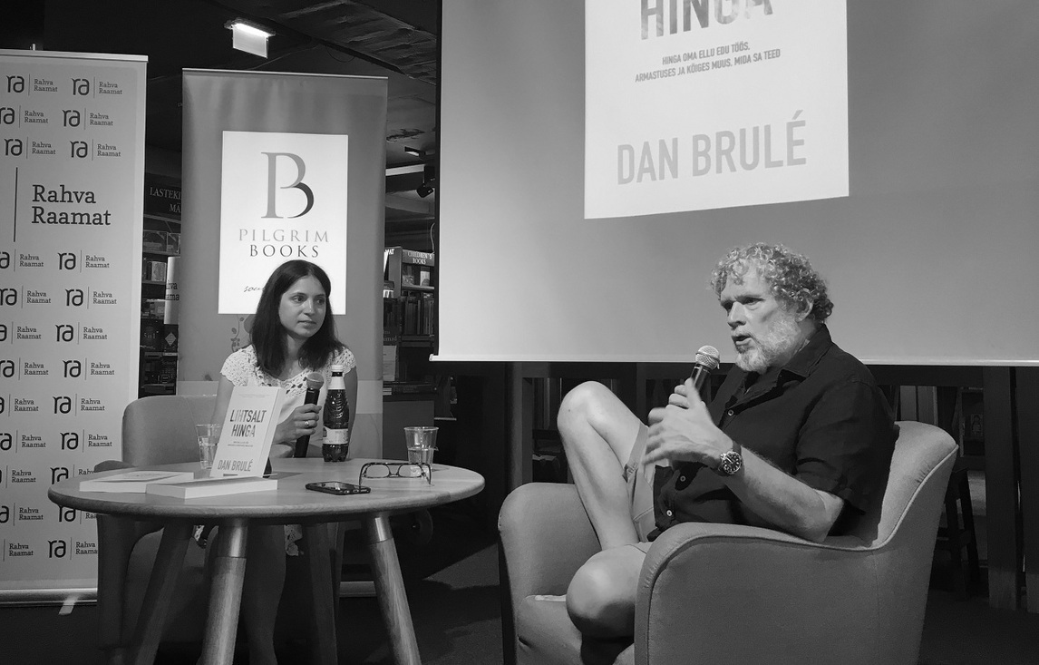 Kuidas hingamisguru Dan Brulé armus hingamise imesse